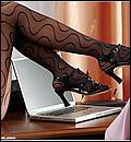 Image fetichisme des pieds feminins